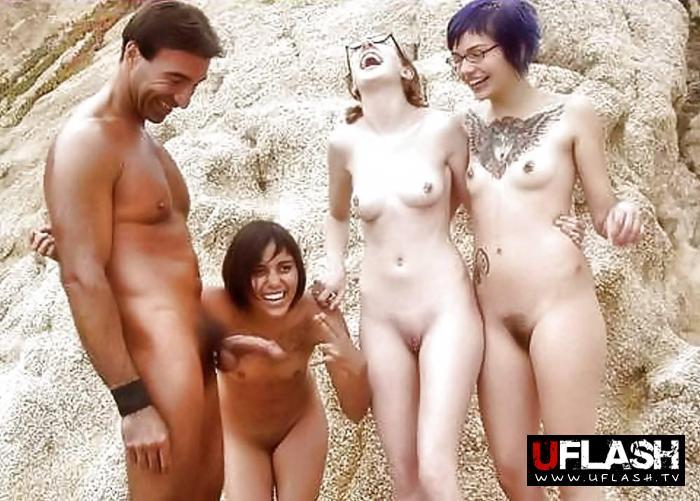 thin nude girl pic