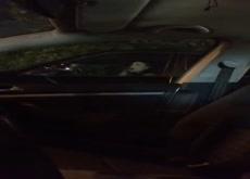 Shocked Car Flash