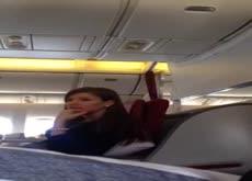 Flash on plane 1