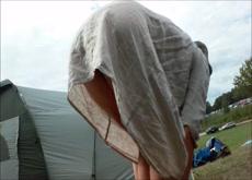 Spying on women in festival 2