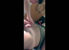 Cum waxing Wax porn: