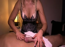 MILF Massage Happy Ending