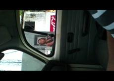 Car Dickflash Nude In Public Exhibitionist