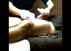Real Waxing Indoor Dickflash