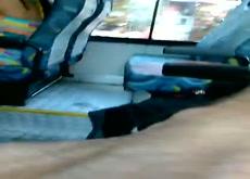 jerking in bus