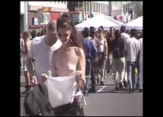 Perky Nipples @ Folsom St Fair