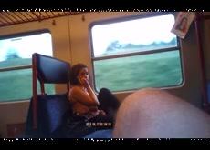 Train Dickflash Public Nudity Exhbitionist