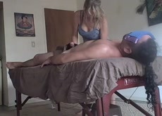 Massage Dickflash Slip Accidental Nudity