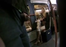 Train Flash and FAP for Blonde