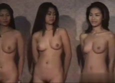 Nude Interview Phase for Filipino Model Jobs