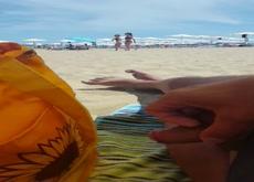 Beach Dickflash Teens 2