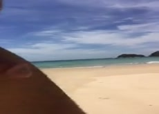 Beach Flasher