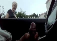 Car Flash Grannies