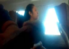Risky Jerking in bus 2
