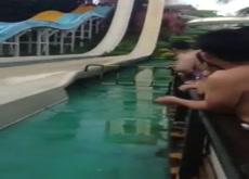 Chinese Water Slide Oops