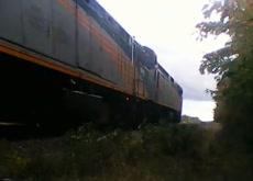 via train flash