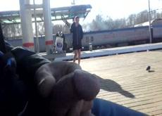 Train Stop Flash