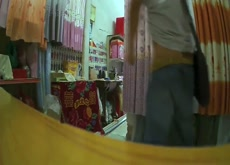 Chinese Seamstress Enjoys the FAP