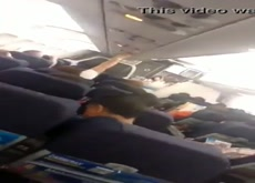Indian lady showing pussy in flights
