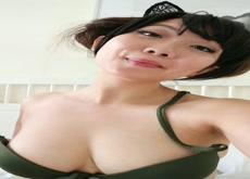 Big Tit Asian Selfie