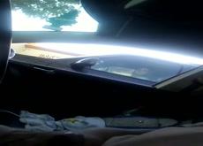 Car Flash Interested Milf