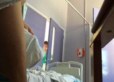 Flash hospital cleaner