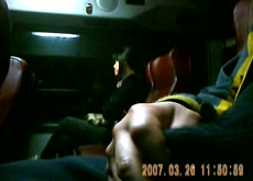 bus teen asian girl 3