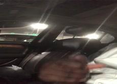 Car Flash Milf BBC