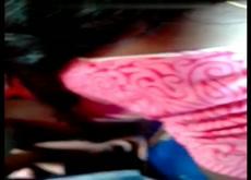 Desi Dick Rubbing In Bus