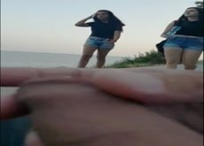 flash sexy girls