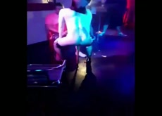 LOL - Guy Gets Private Stripper Surprise