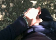passeggiando nel parco