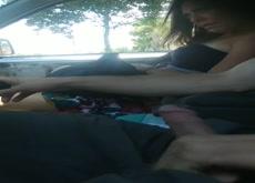 Car Flash Hitchhiker