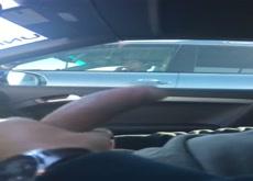 Car Flash Milf 3
