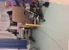 Hospice blowjob