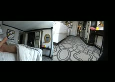 Notel Hotel VR Caught Flash Maid Oops