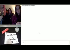 Omegle Hot Wax on dick for group