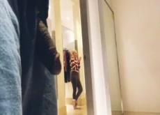 dressing room flash