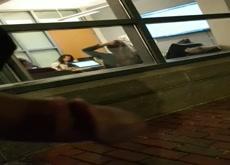Window Flash From Street