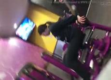 Flashing Dick gym