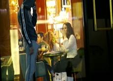 Dick Showing in Public