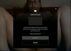 ugly cam girl watches me cum