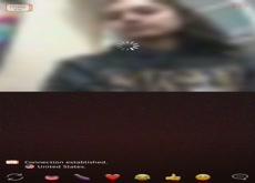 College Teen Webcam Flash