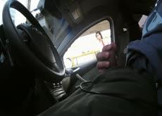 flash in car 24