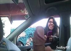 SexBoyMx Perfect FlashDick Mexican Girl (3)