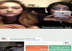 friend and slut take photo