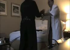 Robe Dickflash for Hotel Room Service