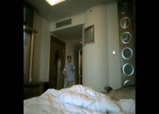 housekeeping looking
