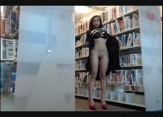 Public Library Blindfolded