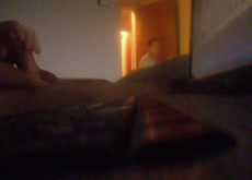 Caught Jerking Off in Hotel by Maid 2